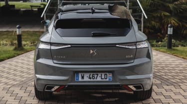 DS 4 rear end
