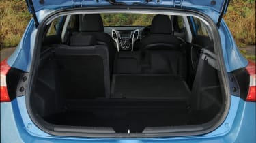 Hyundai i30 - boot space