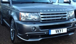 Overfinch Range Rover - front
