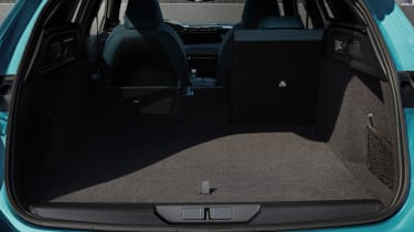 2021 Peugeot 308 SW estate - boot space