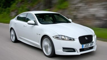 Most used buyers will be looking at the previous generation Jaguar XF, but it hasn't lost any of its charm over the years