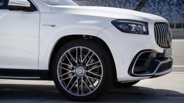 Mercedes-AMG GLS 63 front end