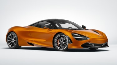 It replaces the McLaren 650S supercar