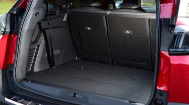 Peugeot 5008 SUV boot