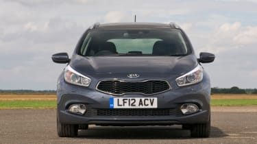 It's a rival to models including the VW Golf Estate, Vauxhall Astra Sports Tourer, Peugeot 308 SW and SEAT Leon ST