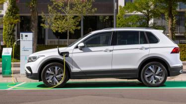 Volkswagen Tiguan eHybrid - PHEV