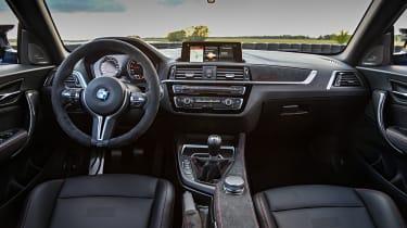 Nội thất BMW M2 CS