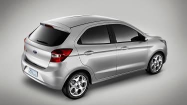 It's a good idea to order Ford's reasonably-priced City Pack, which includes electric rear windows and parking sensors