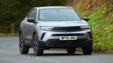 2021 Vauxhall Mokka - front cornering