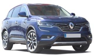 Renault Koleos cutout