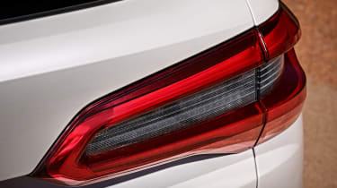 BMW X5 rear light
