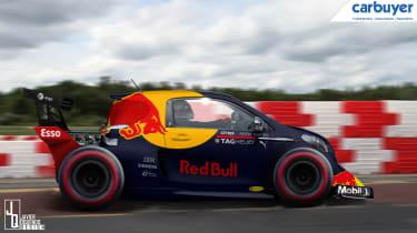 Red Bull F1 Aston Martin Cygnet