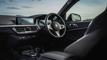 BMW 2 Series Gran Coupe saloon dashboard