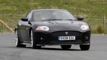Jaguar XK front