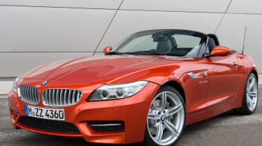 The next BMW Z4 will share much with the forthcoming Toyota Supra