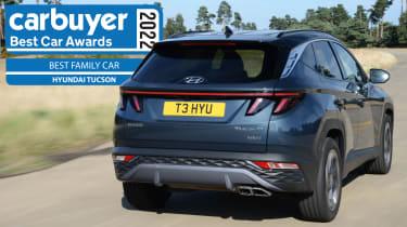Best Family Car: Hyundai Tucson