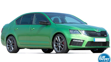 Skoda Octavia vRS Best Buy cutout