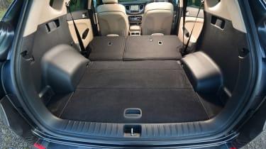 Hyundai Tucson - boot space