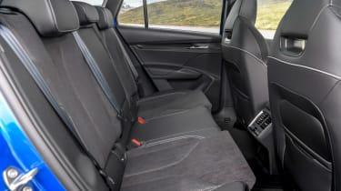 Skoda Enyaq iV SUV - rear seats