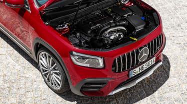 2020 Mercedes-AMG GLB 35 - engine bay