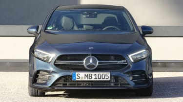 Mercedes-AMG A 35 Saloon front static