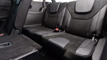 If you'll regularly use the rear two seats, it's definitely worth considering the C4 Grand Picasso as it offers more room.