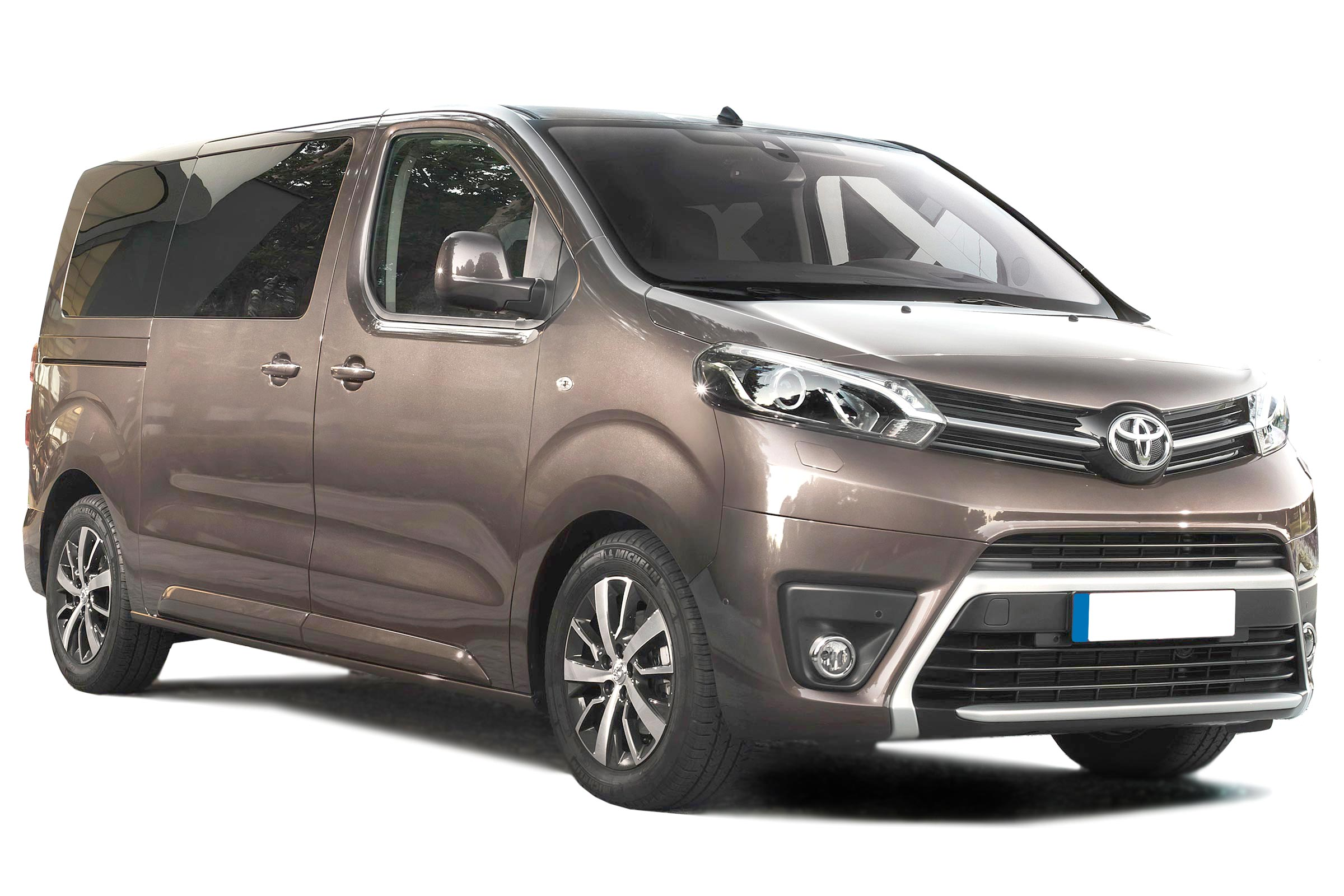 Toyota Proace Verso MPV 2020 review | Carbuyer