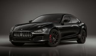 2018 Maserati Ghibli Ribelle front