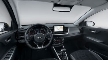 2020 Kia Stonic - interior and dashboard
