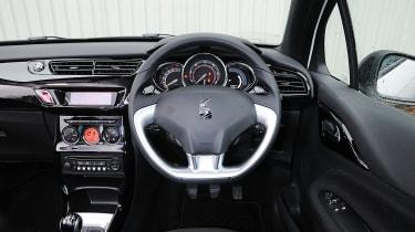 Citroen DS 3 interior
