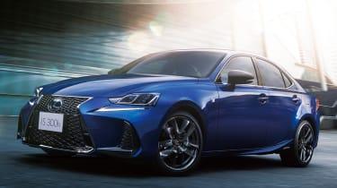 Lexus IS 'I Blue' Edition