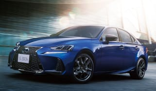 Lexus IS 'I Blue' Edition