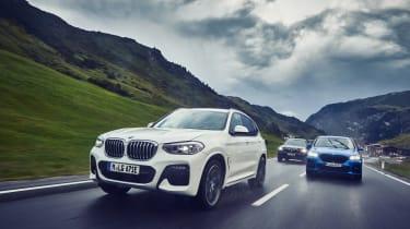 2019 BMW X1 SUV xDrive25e - model range dynamic