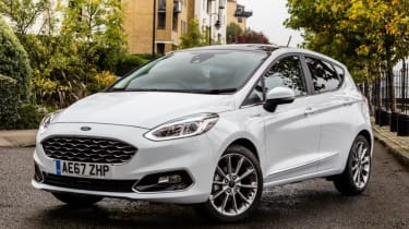Ford Fiesta Vignale - front