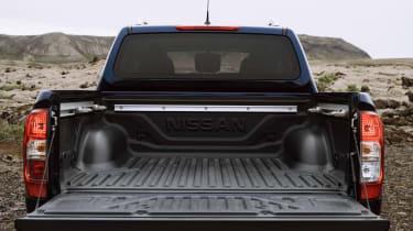 2019 Nissan Navara - rear load bed