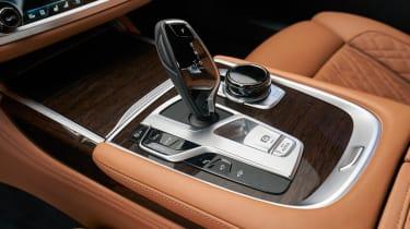 BMW 7 Series saloon gear selector