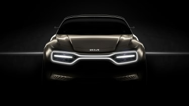Kia electric concept to be shown at the Geneva Motor Show