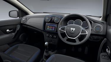 Dacia MCV Logan Stepway SE Twenty - interior