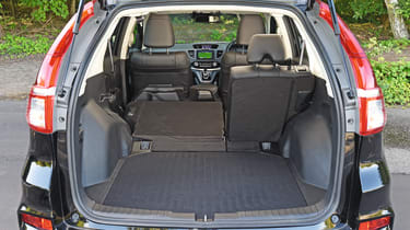 Honda CR-V - boot
