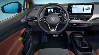 Volkswagen ID.4 SUV interior