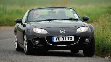 Mazda MX-5 front