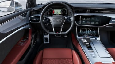 Audi S7 Sportback - interior