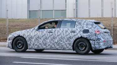 The new A-Class will be a five-door only hatchback