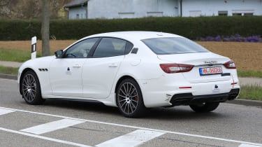 2020 Maserati Quattroporte previewed - rear view