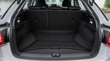 Audi Q2 SUV boot