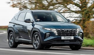 Hyundai Tucson SUV review