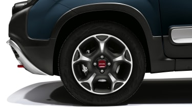 2020 Fiat Panda Cross - alloy wheel