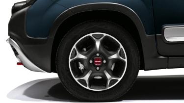 2020 Fiat Panda Cross - alloy wheel