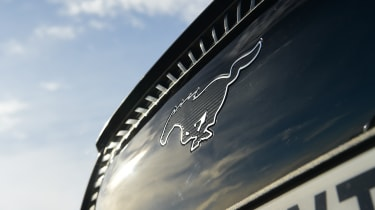 Ford Mustang Mach-E - rear badge