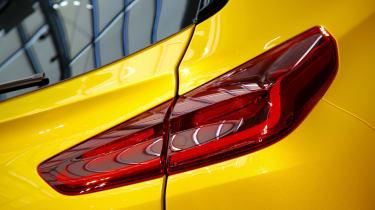 2019 Kia Xceed - rear light close up
